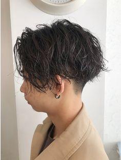 Curly Hair Men, Curly Hair Styles, Mens Perm, Asian Men, Hair Cuts, Dress Up, Hair Beauty, Hairstyle, Mens Fashion