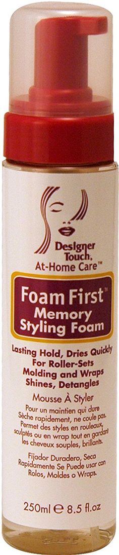 Designer Touch Foam Wrap 8.5 oz. (Pack of 6) >>> Want to know more, click on the image. #hairstyle