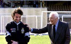 Agnelli e Alessandro Del Piero