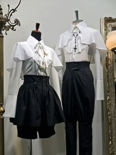 Atelier Boz above all. Pretty Outfits, Pretty Dresses, Cool Outfits, Old Fashion Dresses, Fashion Outfits, Kleidung Design, Kawaii Clothes, Cosplay Outfits, Character Outfits