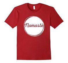 Gift Idea for yogi's.  Namaste Circle of Life Yoga T-Shirt Large Cranberry... https://www.amazon.com/dp/B01NBDATA9/ref=cm_sw_r_pi_dp_x_HSCqybGYSKCXV