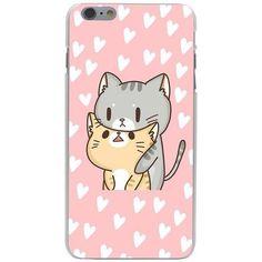 Kawaii Cat iPhone Case