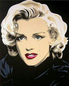 Marilyn Monroe Dibujo, Marilyn Monroe Drawing, Marilyn Monroe Artwork, Marilyn Monroe Fotos, Norma Jean Marilyn Monroe, Marilyn Monroe Life, Pop Art Dibujos, T Art, Marlene Dietrich