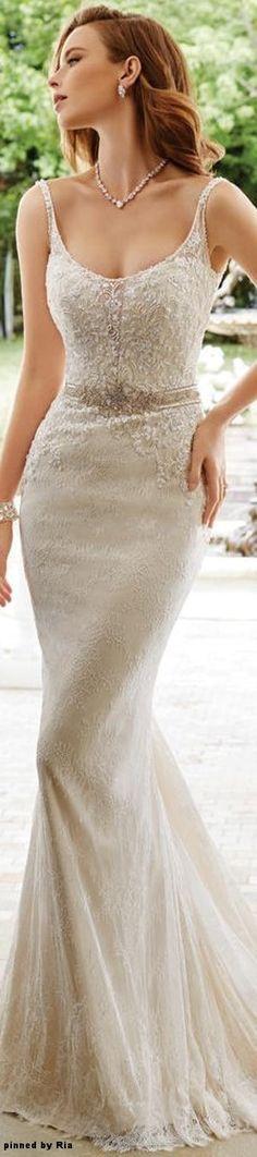 Sophia Tolli Bridal Spring 2017 l Ria