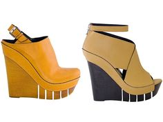 Designer Alain Quilici is from an Italian cobbler family, so shoes are obviously in his blood.