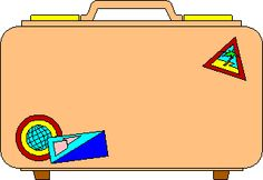 clipart suitcases | Free Clipart : Business Clipart : SUITCASE