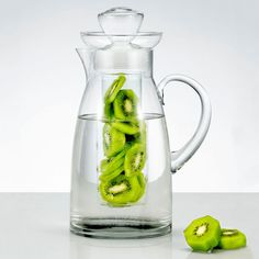 Artland Sedona - Glass Pitcher With Flavor Infuser