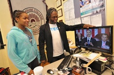 Staff, parents and students at P-TECH high school in Brooklyn overjoyed at shoutout from President Obama in State of the Union address