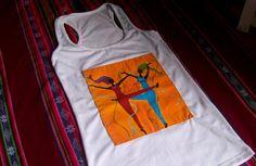 remeras arte etnico pintadas a mano - Buscar con Google