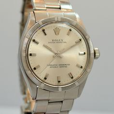 1969 Rolex Oyster Perpetual Stainless Steel Do you like this ?