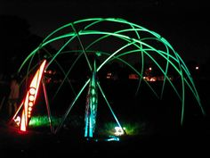 PVC Dome Frame