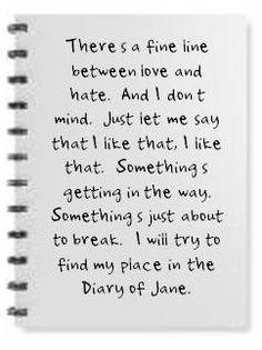 Breaking Benjamin - The Diary of Jane