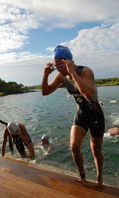 La Maravilla Natural está lista para recibir a los 1,800 triatletas que competirán este fin de semana. Triatlón Xel-Há 2013.
