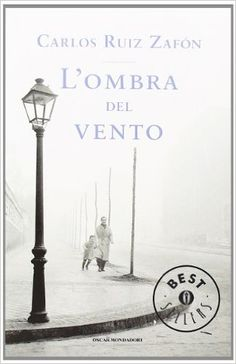 Amazon.it: L'ombra del vento - Carlos Ruiz Zafón, L. Sezzi - Libri EURO 10,20