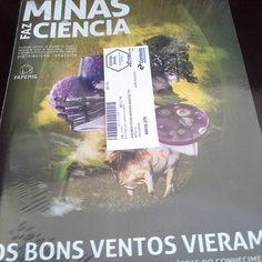 ALEGRIA DE VIVER E AMAR O QUE É BOM!!: BRINDES E AMOSTRAS GRÁTIS #19 - REVISTA MINAS FAZ ...