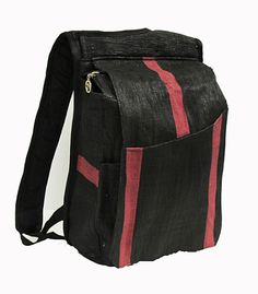 Datorryggsäck : Ryggsäck som rymmer en laptop