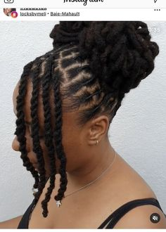 Short Dread Styles, Dreads Styles For Women, Short Dreadlocks Styles, Short Locs Hairstyles, Dreadlock Styles, Curly Hair Styles, Locs Styles, Natural Hair Tips, Natural Hair Styles