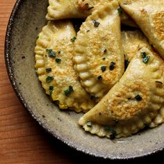 Pumpkin & Sage Ravioli by petitekitchenesse: Great to make ahead and store frozen!