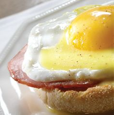 Serve Eggs Benedict as breakfast in bed or as part of breakfast for the family.