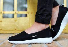Nike Roshe Run Slip On Running Shoes Nike c4872eec2