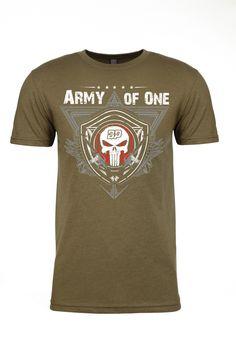 Army of One Diesel, Army, Trucks, Clothing, Mens Tops, T Shirt, Diesel Fuel, Gi Joe, Outfits