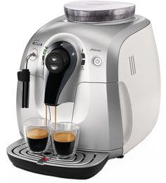 Buy the Saeco Saeco Xsmall Super-automatic espresso machine Super-automatic espresso machine Cafeteira Expresso Arno, Expresso Coffee, Espresso Shot, Best Espresso, Cappuccino Maker, Cappuccino Machine, Espresso Maker, Coffee Machine, Nespresso