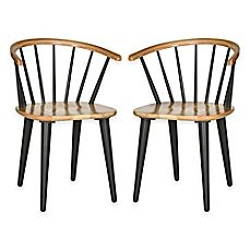 image of Safavieh Blanchard Side Chairs (Set of 2)