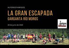 #AlfonsoyAmigos, #RutasMTB, #GargantaRíoMoros, Mtb, Movie Posters, Movies, Elopements, Paths, 2016 Movies, Film Poster, Films, Popcorn Posters