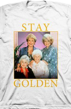 Golden Girls Stay Golden T-Shirt
