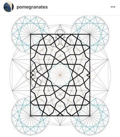 Geometry Art, Sacred Geometry, Pattern Drawing, Pattern Art, Islamic Art Pattern, Geometric Pattern Design, Moroccan Design, Pottery Designs, Tile Art