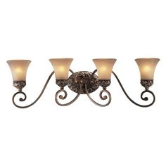 Jessica McClintock Salon Grand Bathroom Light Fixture by Minka Lavery. $239.90. From the Jessica McClintock Salon Grand Collection by Minka, this bathroom light fixture features a rich Florence patina finish and comes with matching salon scavo glass.. Save 33%!