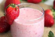 ViSalus Strawberry Blast Shake Recipe: - 2 Scoops Vi-Shape Nutritional Shake Mix - 1/2 Cup Frozen Strawberries or Fresh - 1 Strawberry Phtyo-Power Health Flavor Packet - 8 oz. Skim Milk, Soy, Rice or Almond Milk - 4-6 Ice Cubes  - Blend and enjoy this ViSalus Strawberry Explosion!
