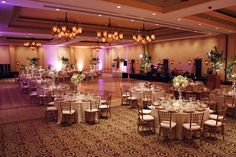 Estero Ballroom | Hyatt Regency Coconut Point | Wedding Published in TrendyBride | Photographed by Tonya Malay Photography