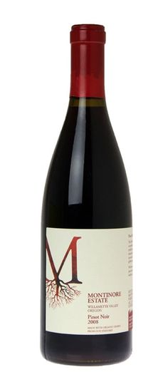 Montinore Estate Pinot Noir 2011 is organic, biodynamic and just plain delicious!