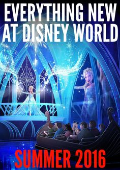 Everything New at Disney World in Summer 2016 - Guide2WDW