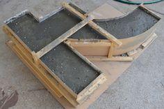 Concrete form by Amok Island - fantastic!