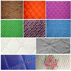 Quilt Pattern made by Ultrasonic Quilting Machine. Contact ... : ultrasonic quilting machine - Adamdwight.com