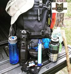 Bug out bag commonly overlooked items! Check out our blog post for this  checklist. 07a955e7dd07b