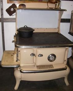 victorian range manufactured by excelsior stove works circa 1900 1920