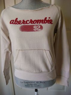 Abercrombie Fitch- Off Shoulder Sweater #AbercrombieFitch #OffShoulder http://cgi.ebay.com/ws/eBayISAPI.dll?ViewItem&item=161360056608