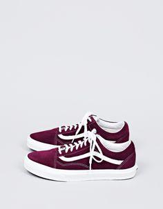743466c64b Vans - Old Skool Vintage Grape Fresh Shoes