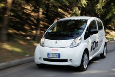 Peugeot iOn 100% elettrica, Scame Parre spa