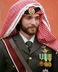 Prince Hashim bin Al Hussein of Jordan