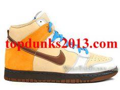 Comfort Worldcup Gold Orange White Nike Dunk High Top Premium Signed online