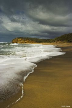 Bells Beach by ~engridearty