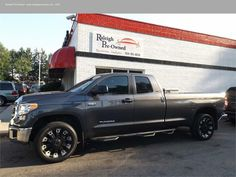 2014 #TOYOTA #TUNDRA #DOUBLECAB #SR5 #forsale in #Raleigh #NC at #RaleighPreOwned #usedcar #dealership