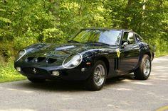 Ferrari 250 GTO - Style | Beautiful Vintage Cars