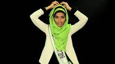 Tutorial Hijab By Amani Finalis Sunsilk Hijab Hunt 2016