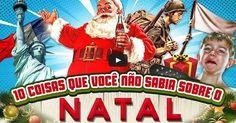 10 coisas que você não sabia sobre o #NATAL
