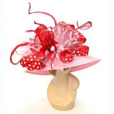 strawberry derby hat - Google Search